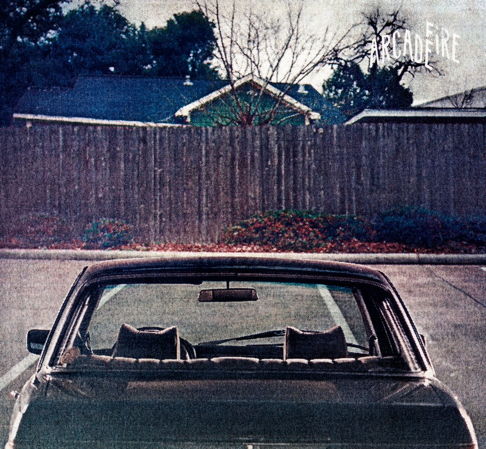 Arcade Fire (The) : The Suburbs  LP