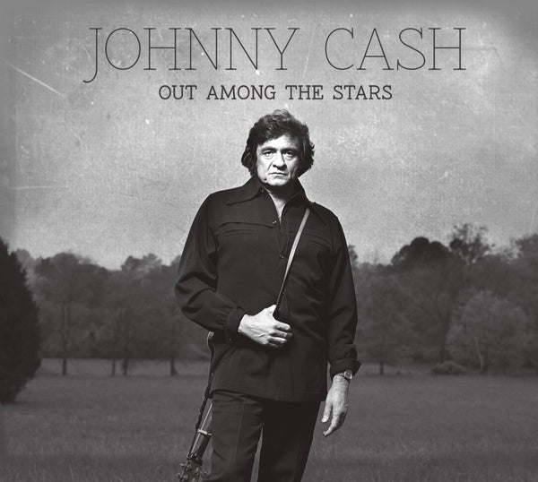 Cash, Johnny : Out Among The Stars  CD