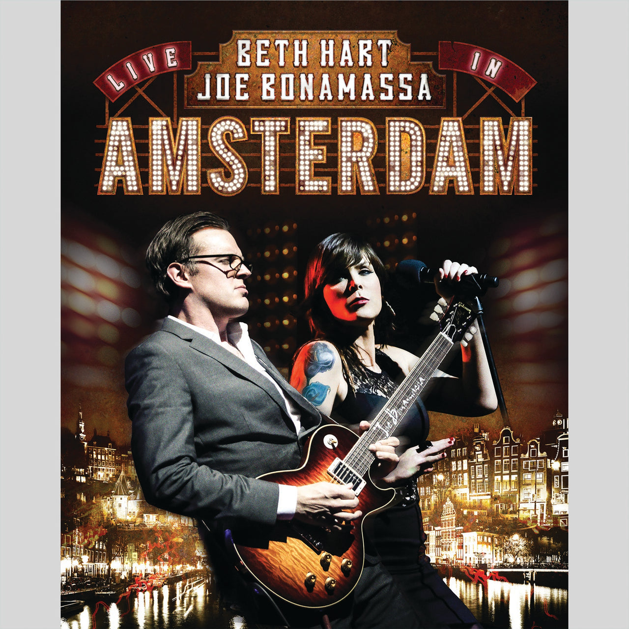 Bonamassa, Joe : Live In Amsterdam  CD