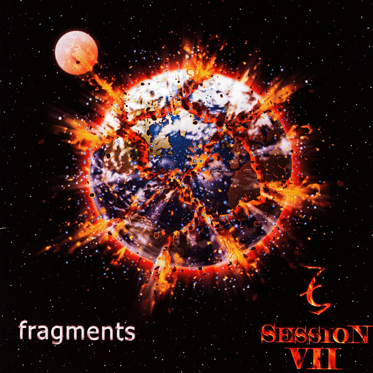 Session VII : Fragments  CD