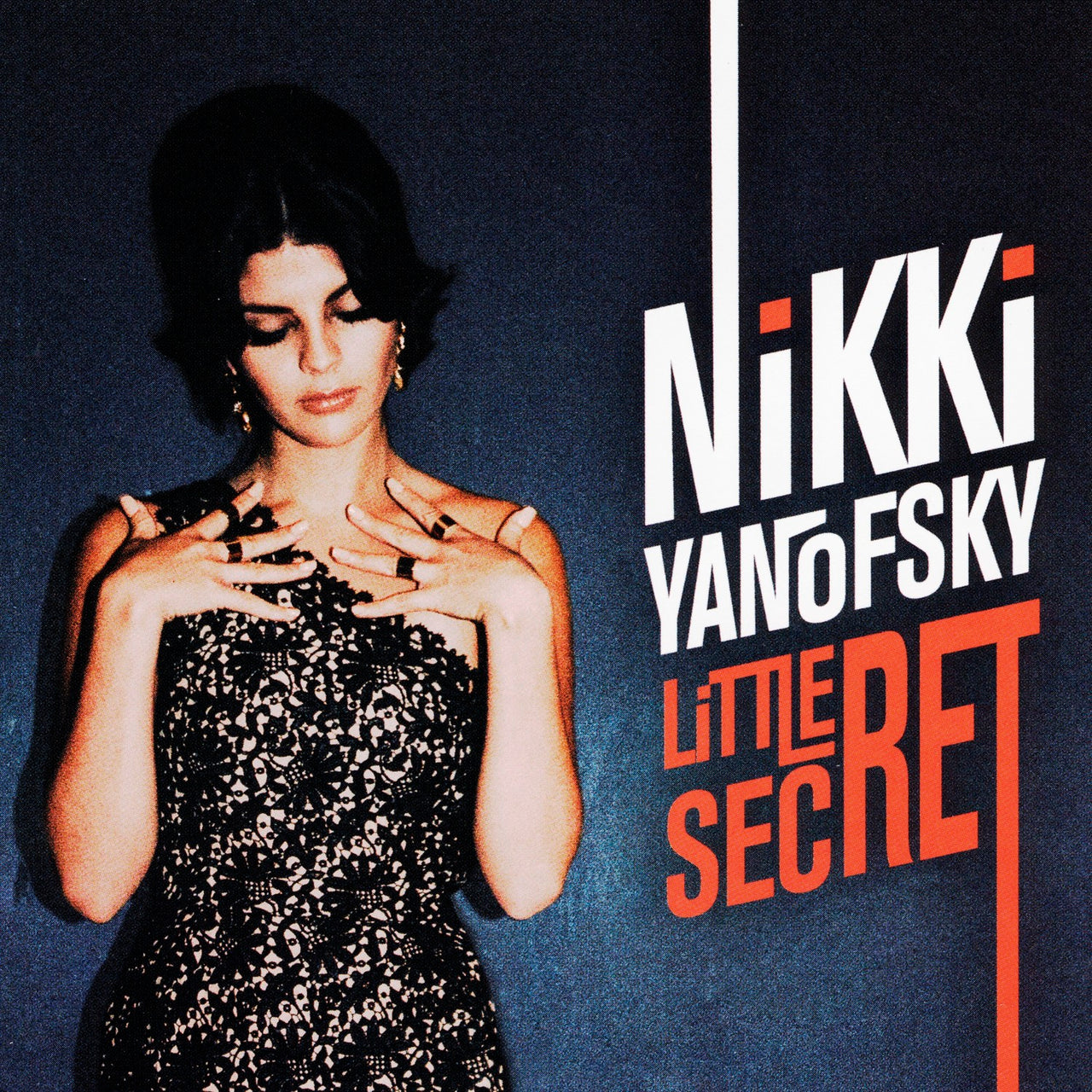 Yanofsky, Nikki : Little Secret  CD