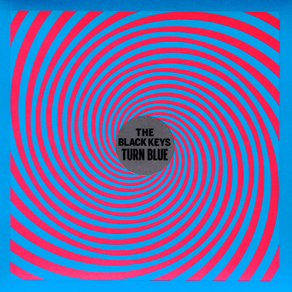 Black Keys (The) : Turn Blue  CD
