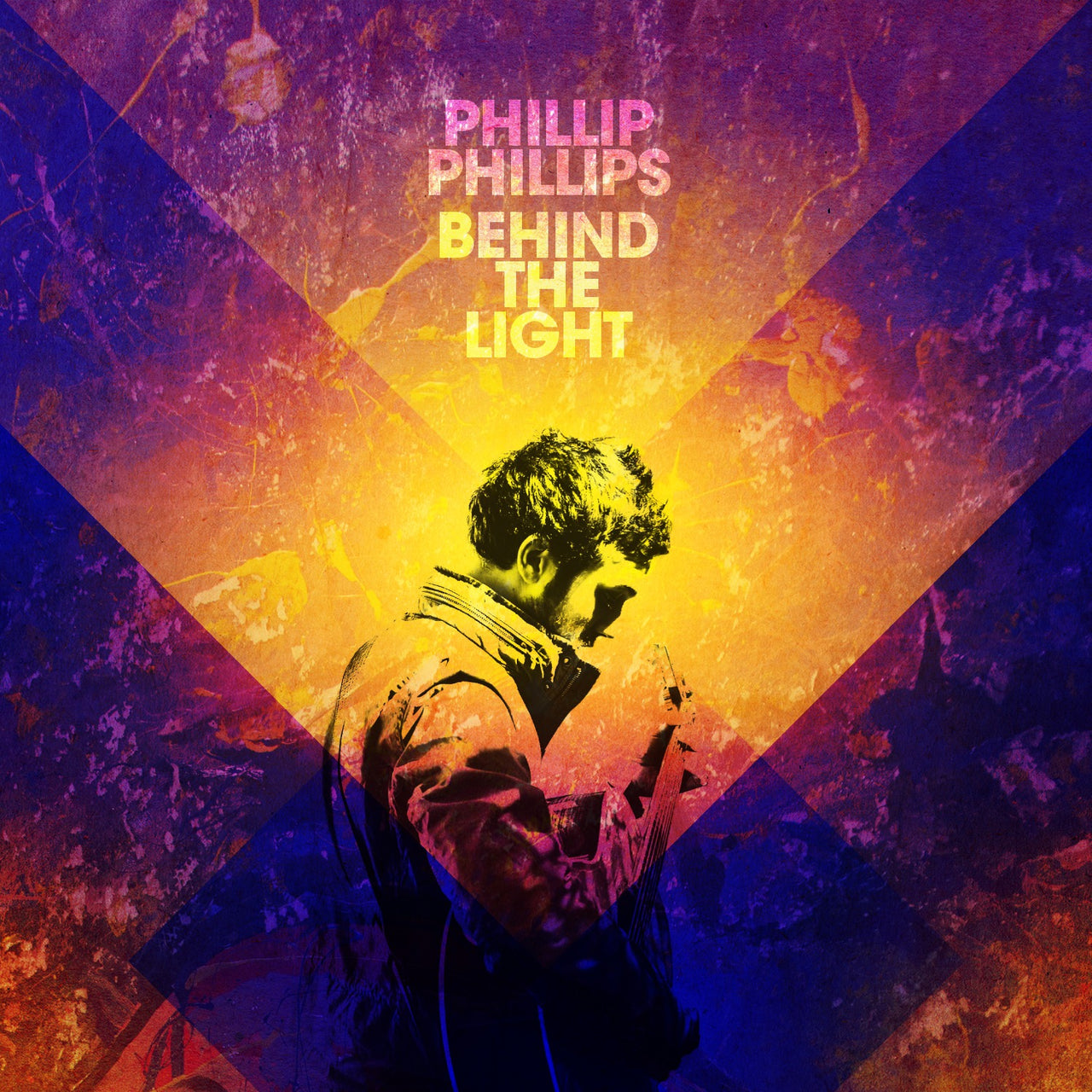 Phillips, Phillip : Behind The Light  CD