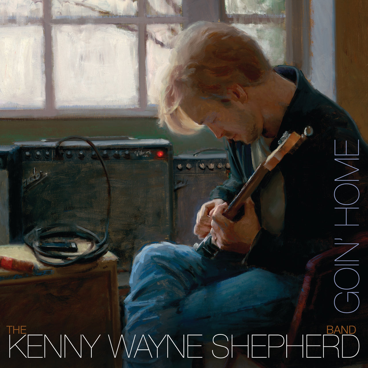 Shepherd, Kenny Wayne : Goin' Home  CD