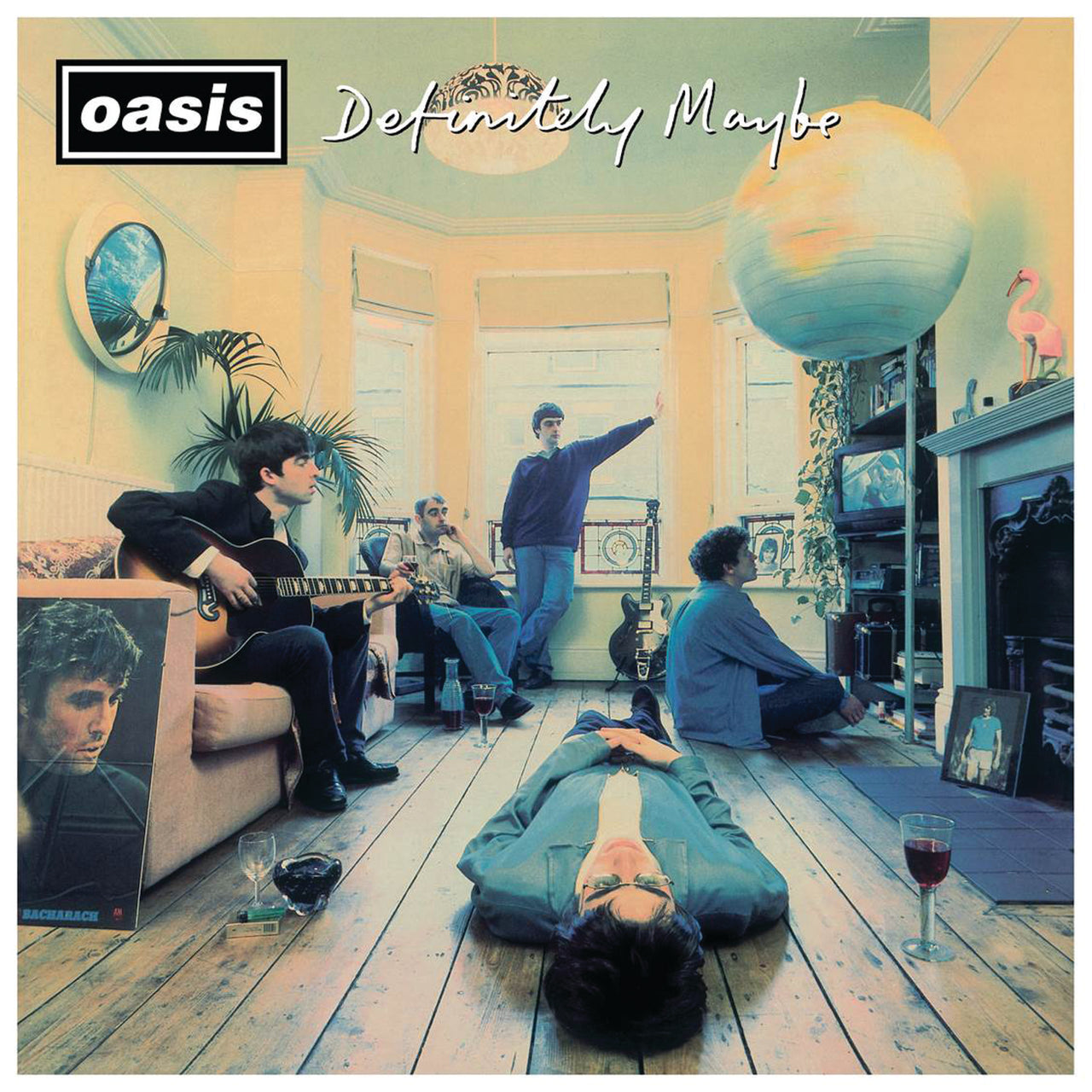 Oasis : Definitely Maybe  CD
