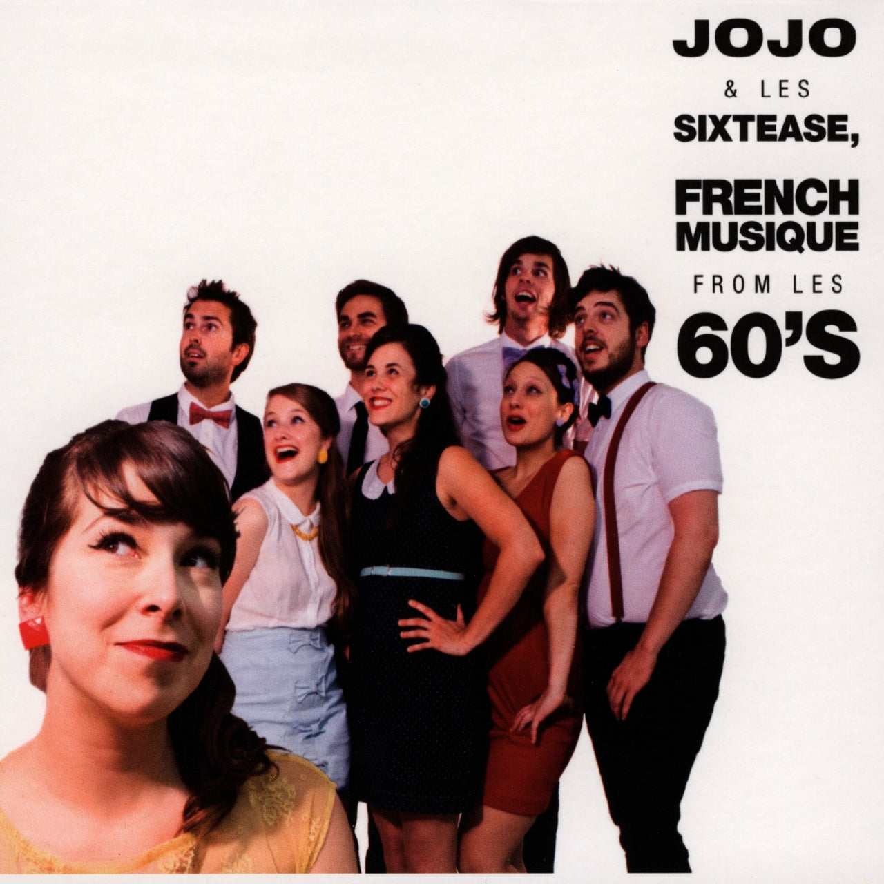 Jojo : French musique from les 60's  CD