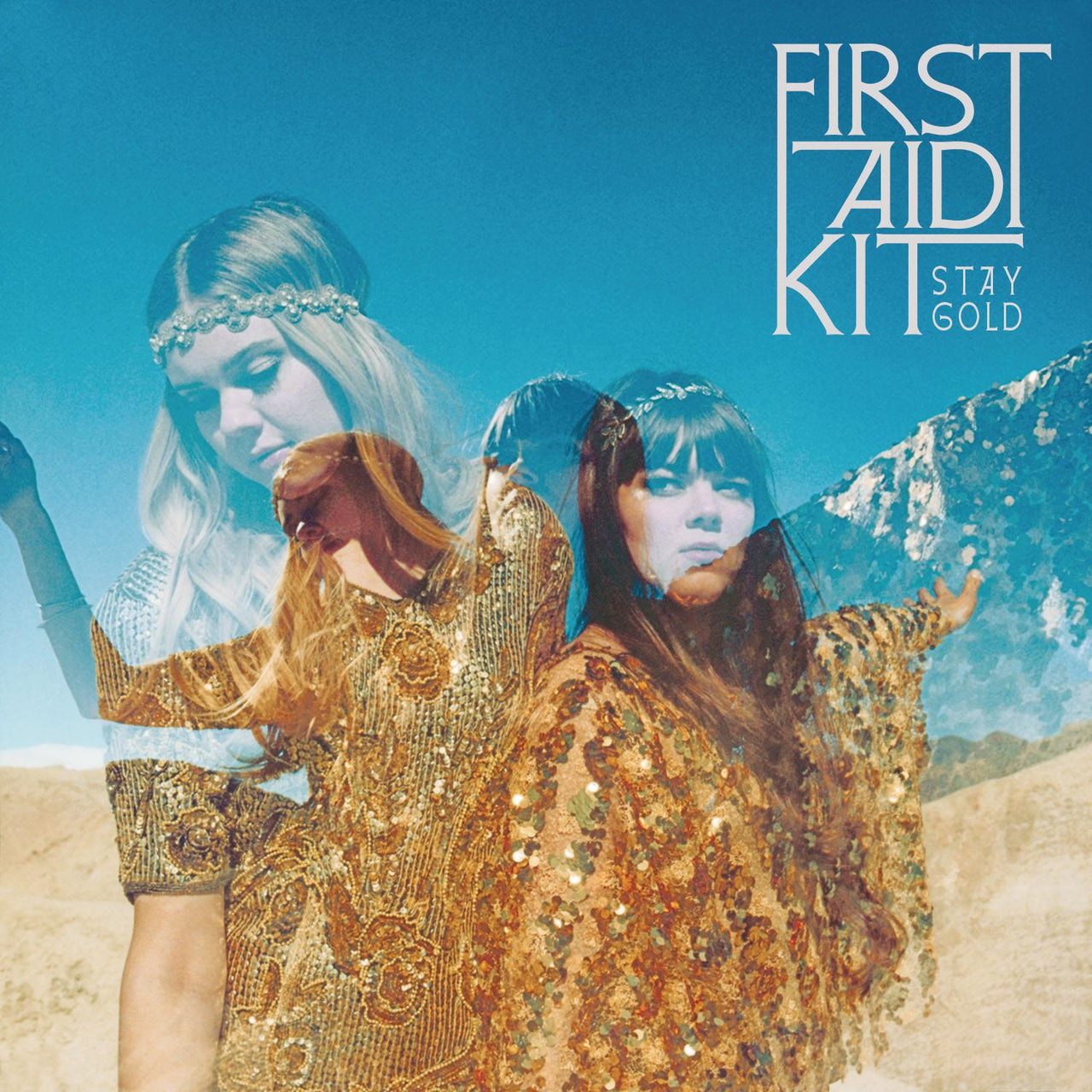 First Aid Kit : Stay Gold  CD