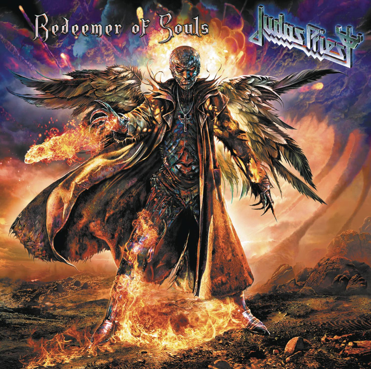 Judas Priest : Redeemer Of Souls  CD