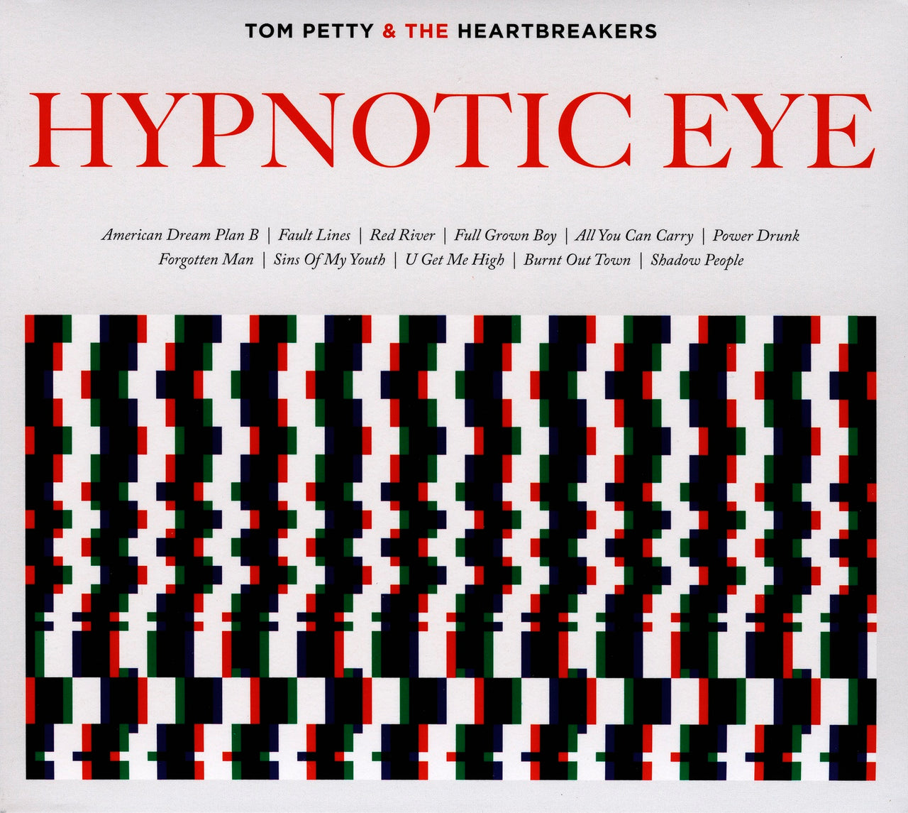 Petty, Tom : Hypnotic Eye  CD