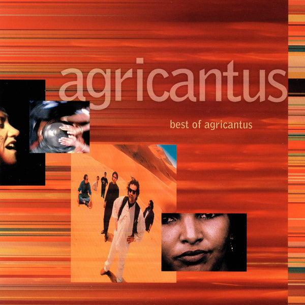 Agricantus : Best Of Agricantus  CD