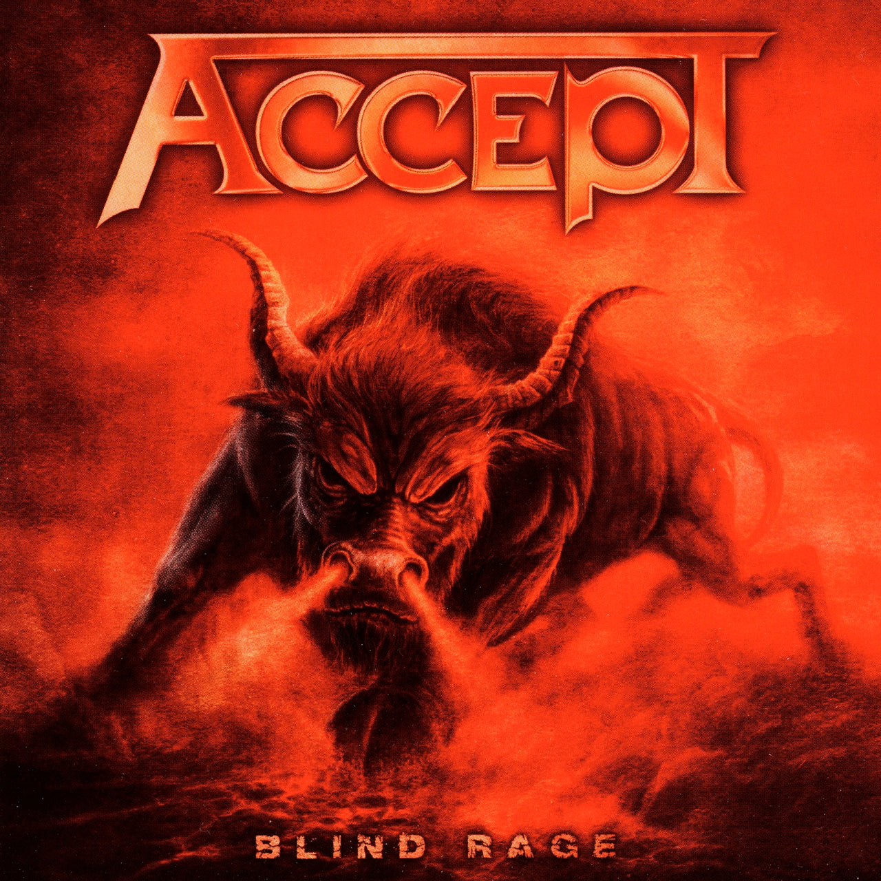 Accept : Blind Rage  CD