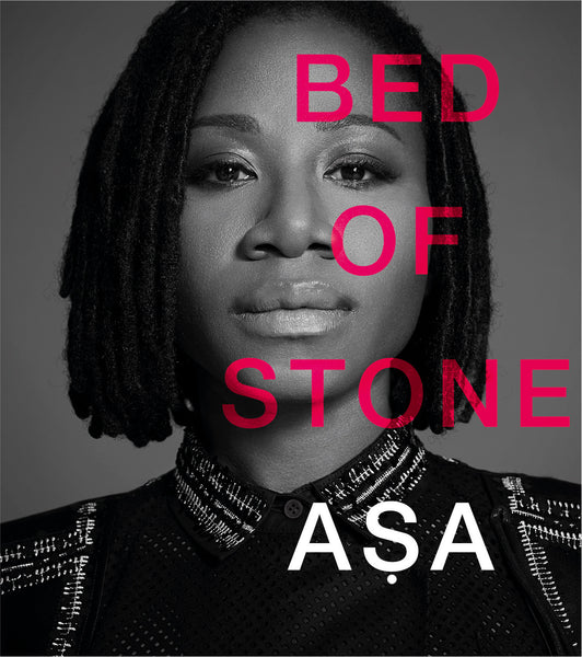 Asa : Bed Of Stone  CD
