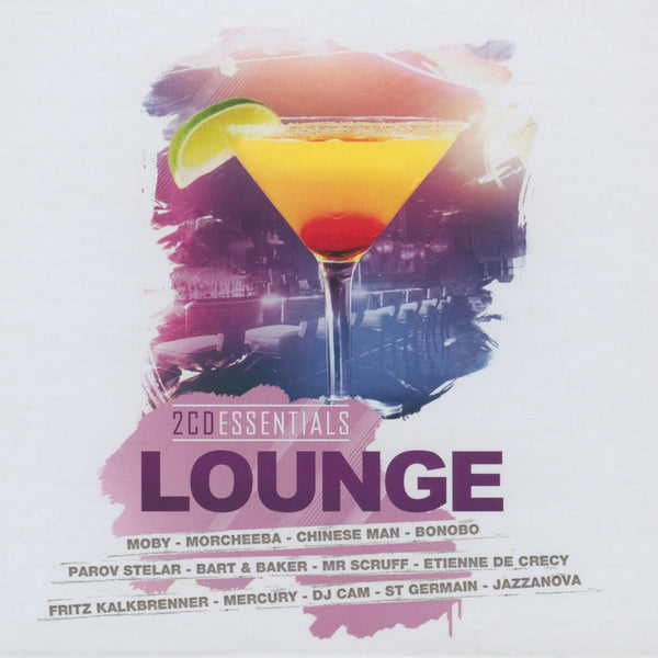 (Artistes variés) : Essentials - Lounge  CD