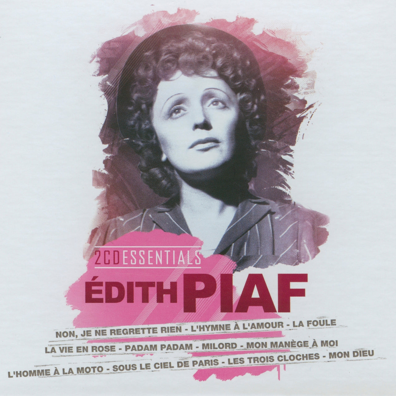 Piaf, Édith : Essentials  CD