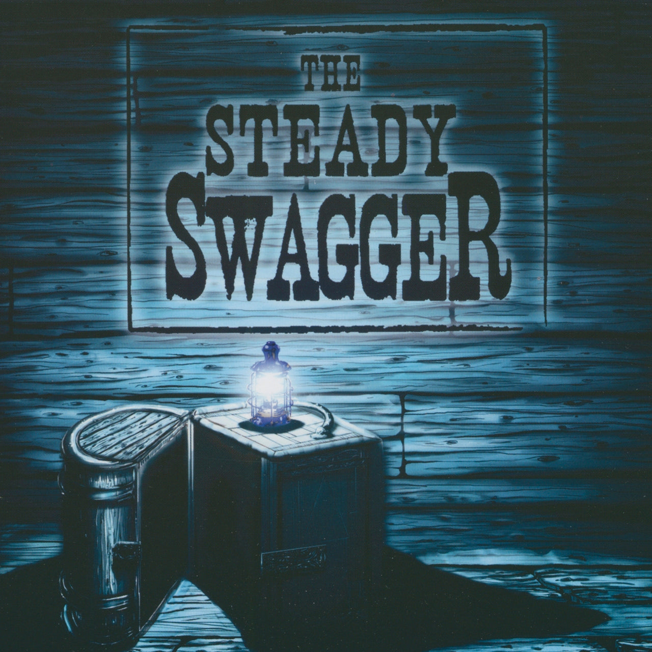 Steady Swagger (The) : The Steady Swagger  CD