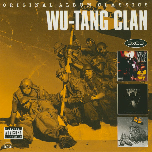 Wu-Tang Clan : Original Album Classics  CD