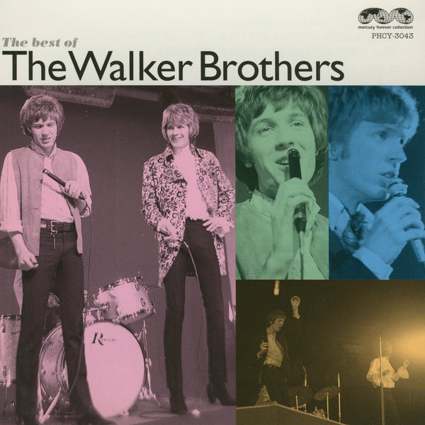 Walker Brothers (The) : The Best Of The Walker Bro