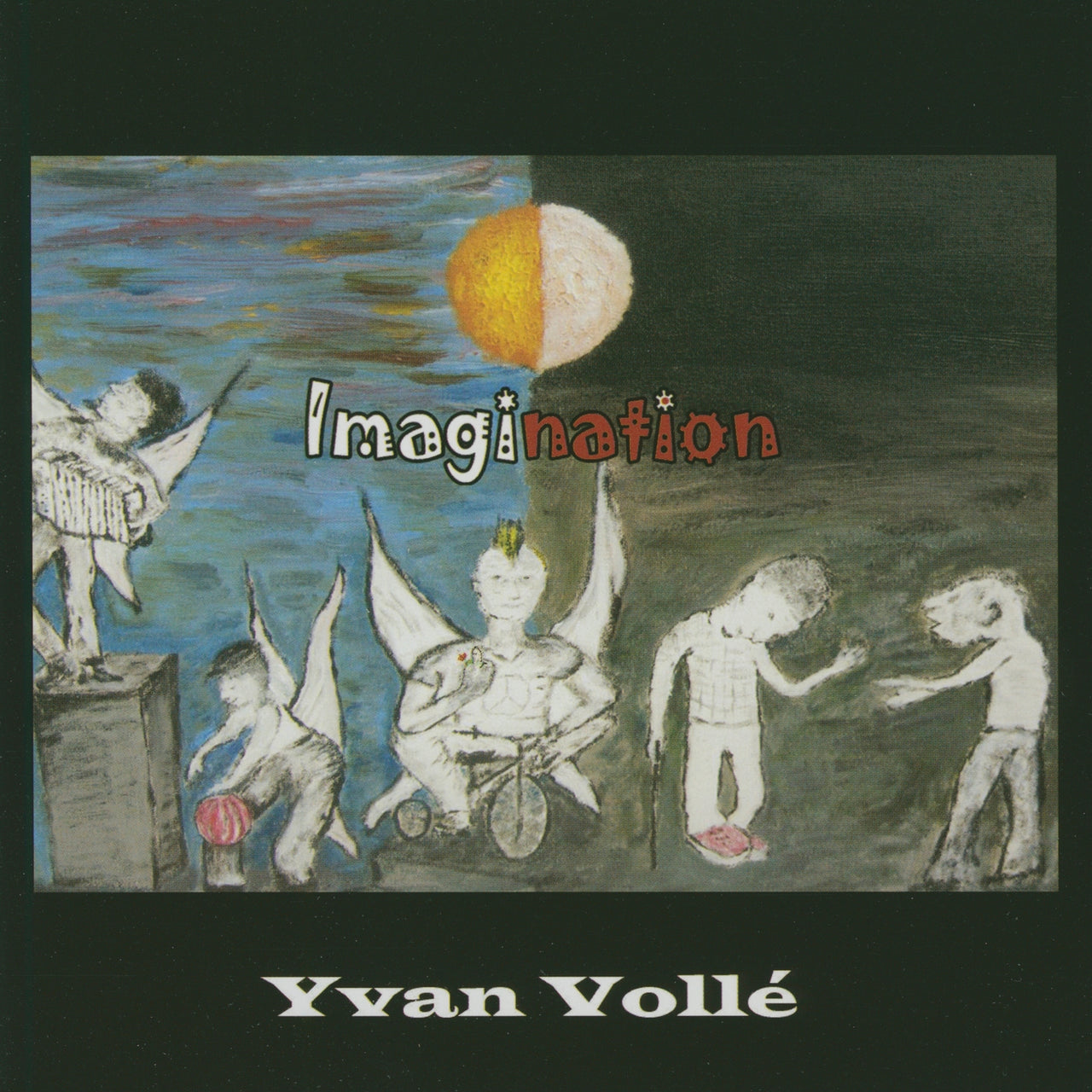 Vollé, Yvan : Imagination  CD