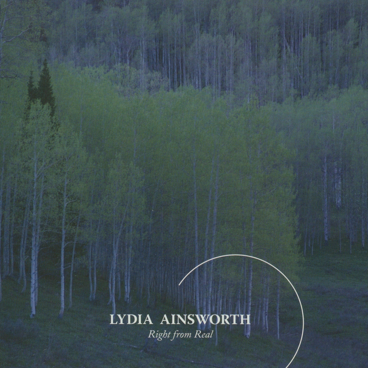 Ainsworth, Lydia : Right From Real  LP