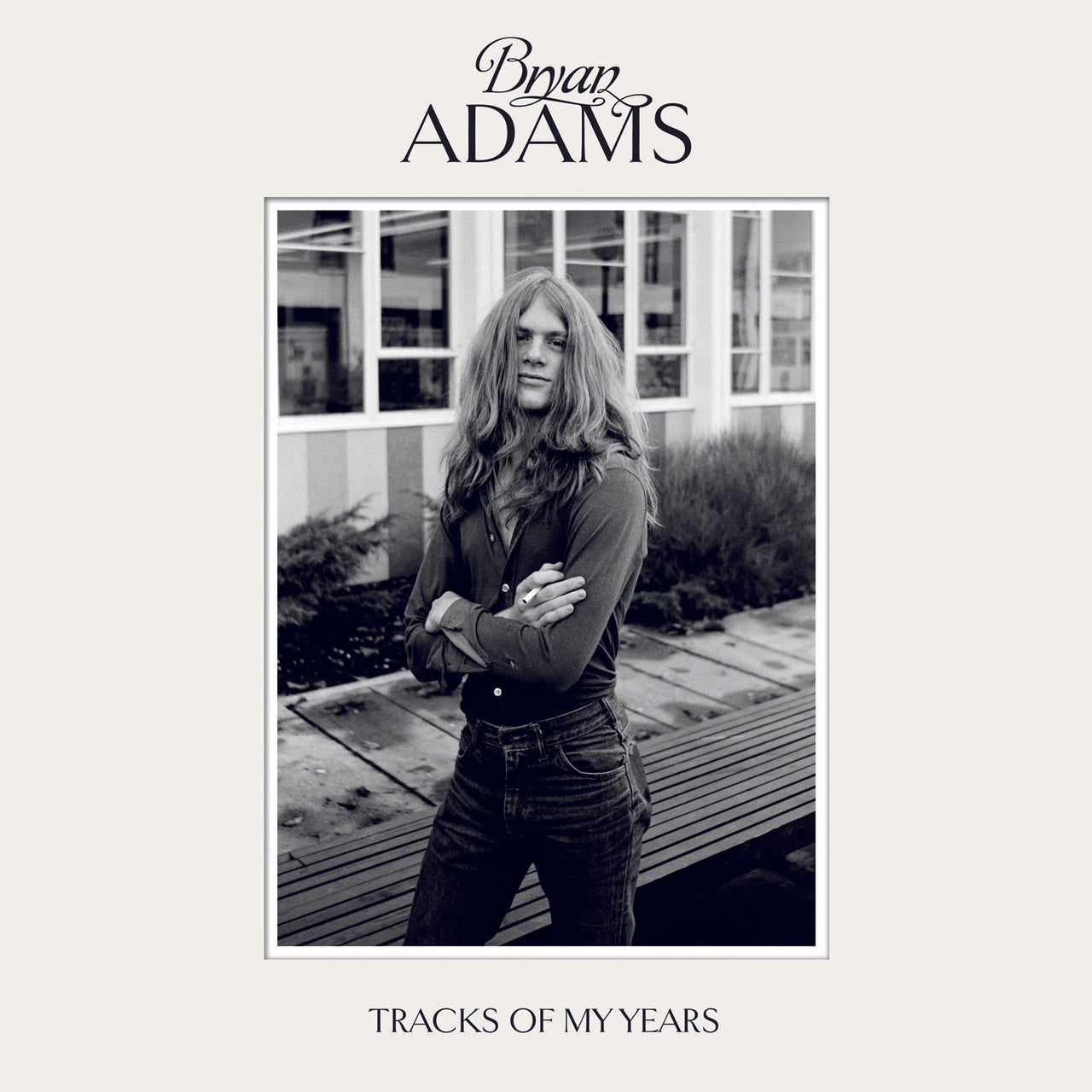 Adams, Bryan : Tracks Of My Years  CD