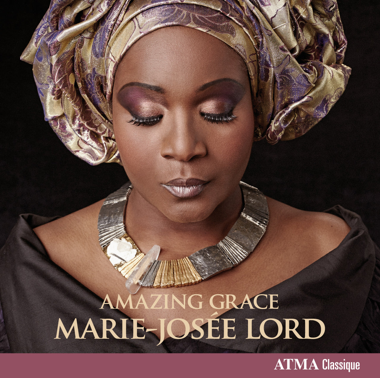 Lord, Marie-Josée : Amazing Grace  CD