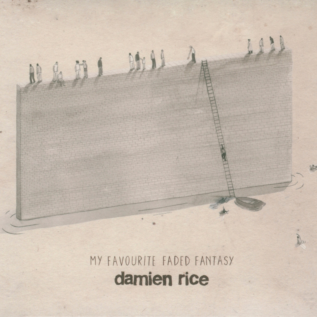 Rice, Damien : My Favourite Faded Fantasy  CD