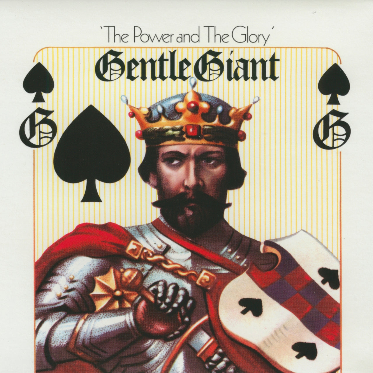 Gentle Giant : The Power And The Glory  LP