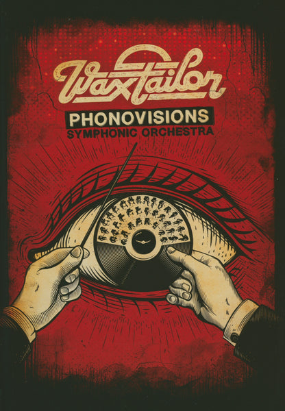 Tailor, Wax : Phonovisions Symphonic Orchestra  DV