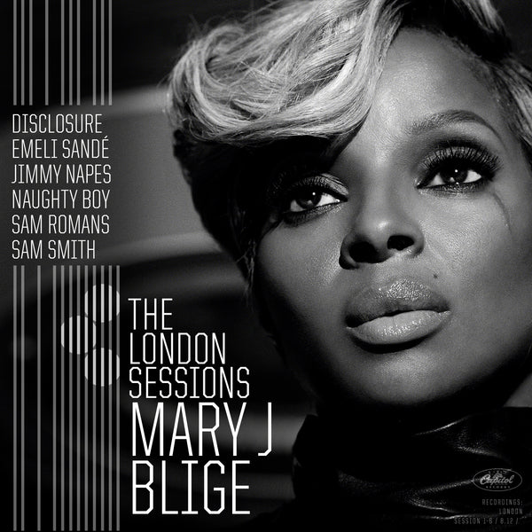 Blige, Mary J. : The London Sessions  CD