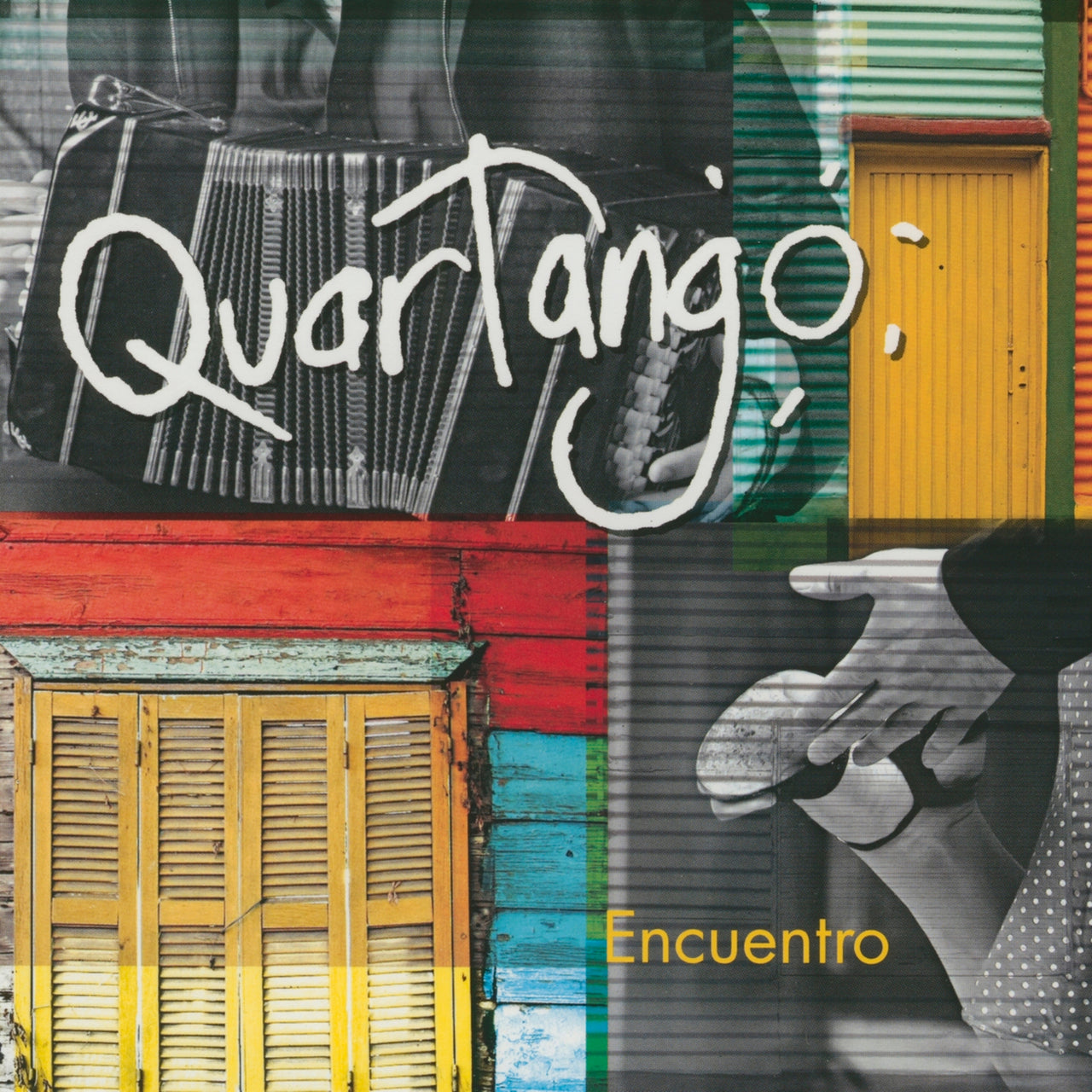 Quartango : Encuentro  CD
