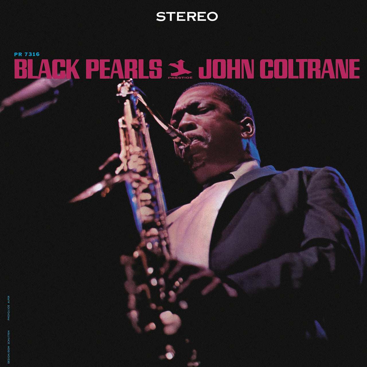 Coltrane, John : Black Pearls  LP