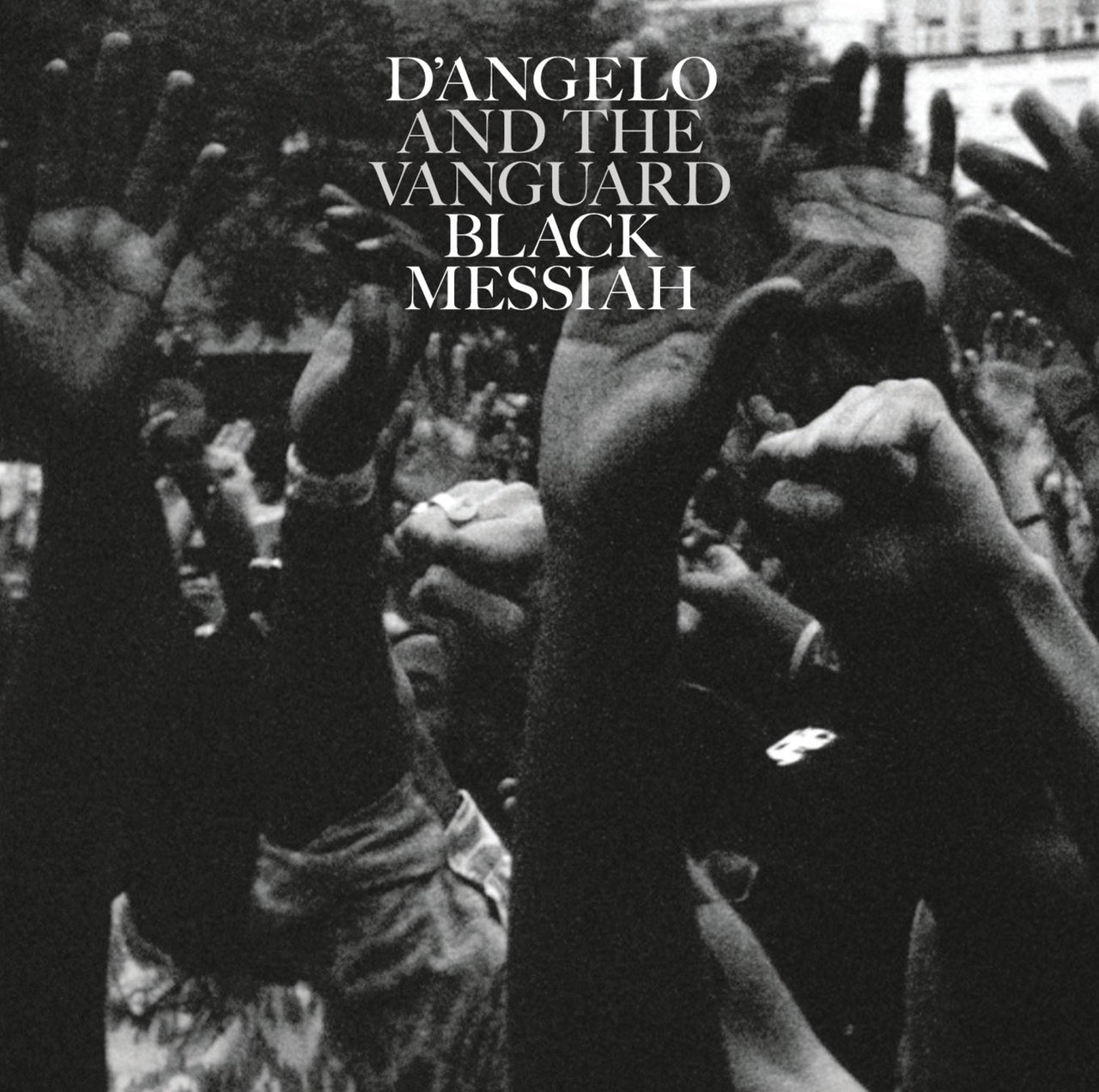 D'Angelo : Black Messiah  CD