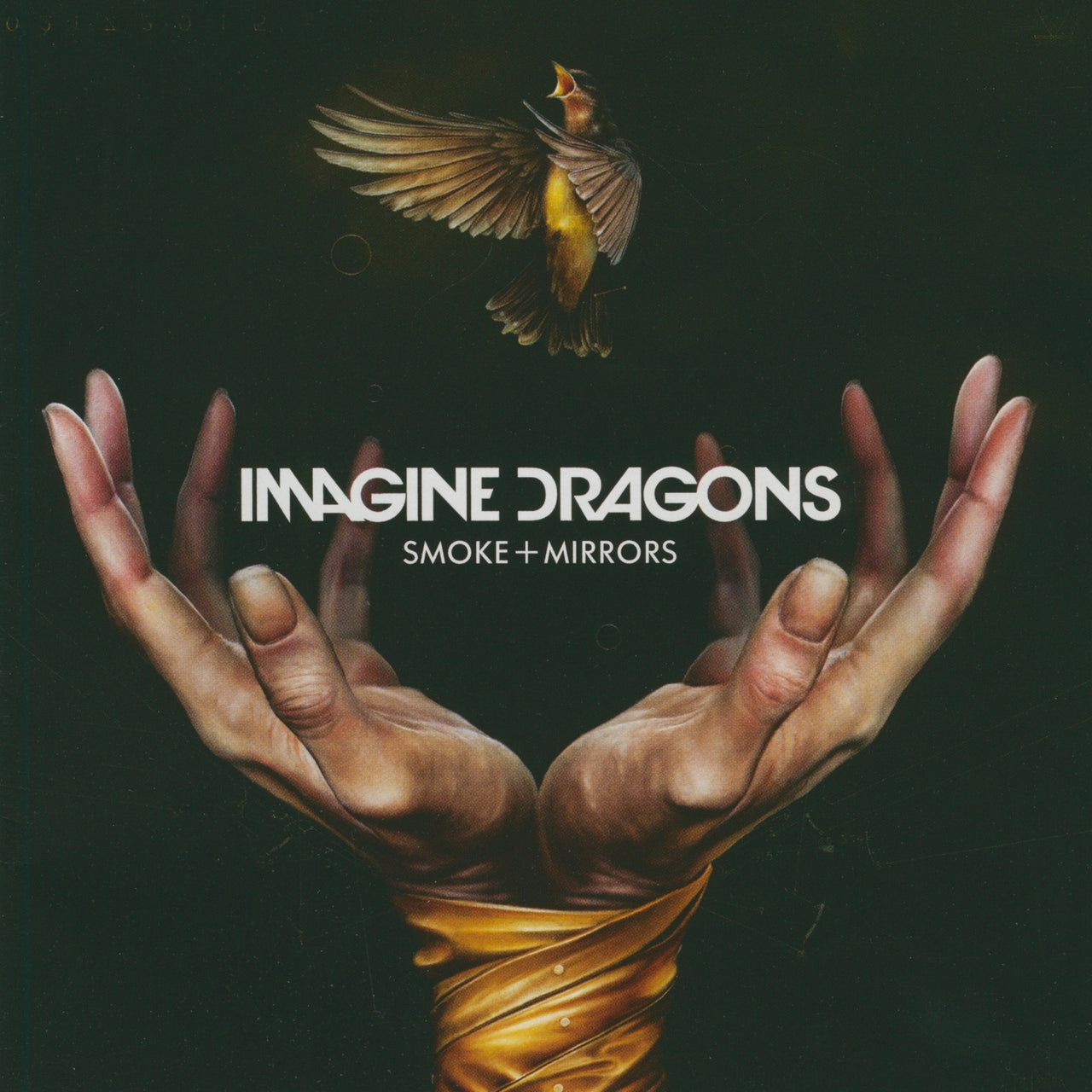 Imagine Dragons : Smoke + Mirrors  CD