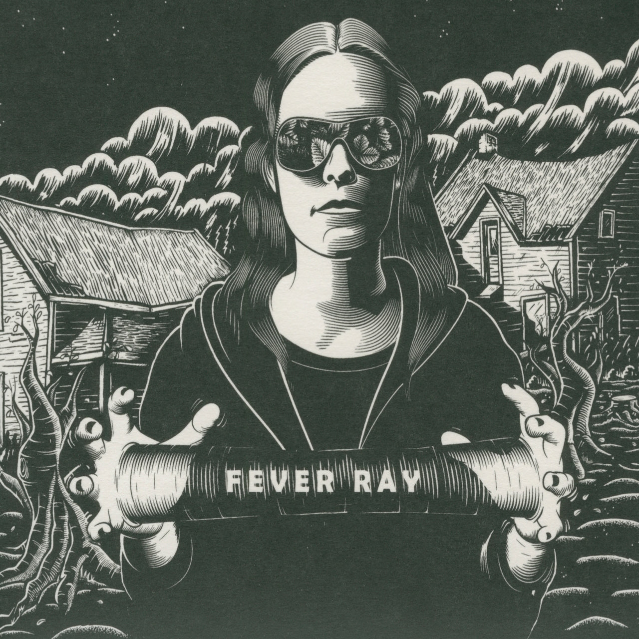 Fever Ray : Fever Ray  CD
