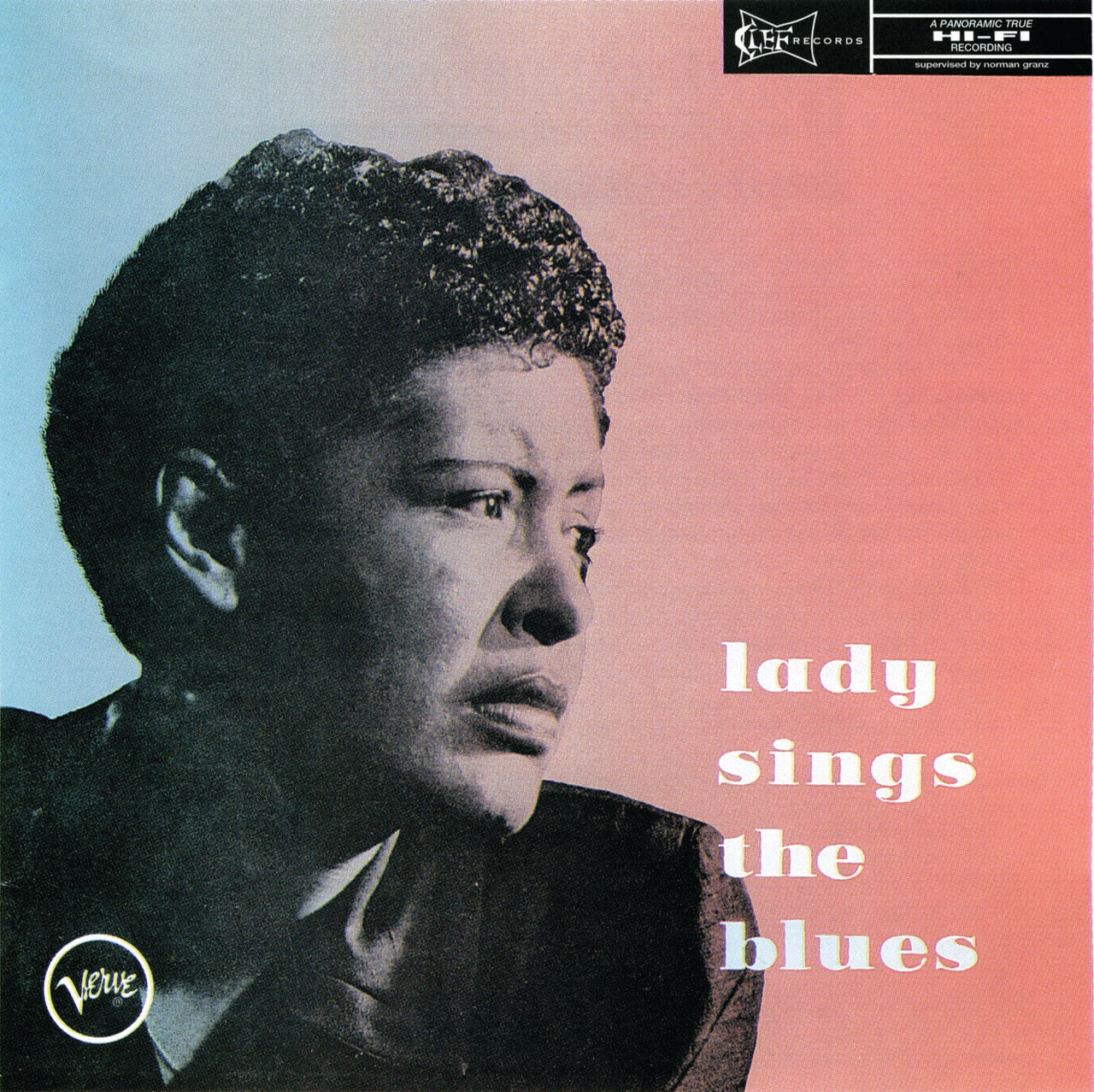 Holiday, Billie : Lady Sings The Blues  CD