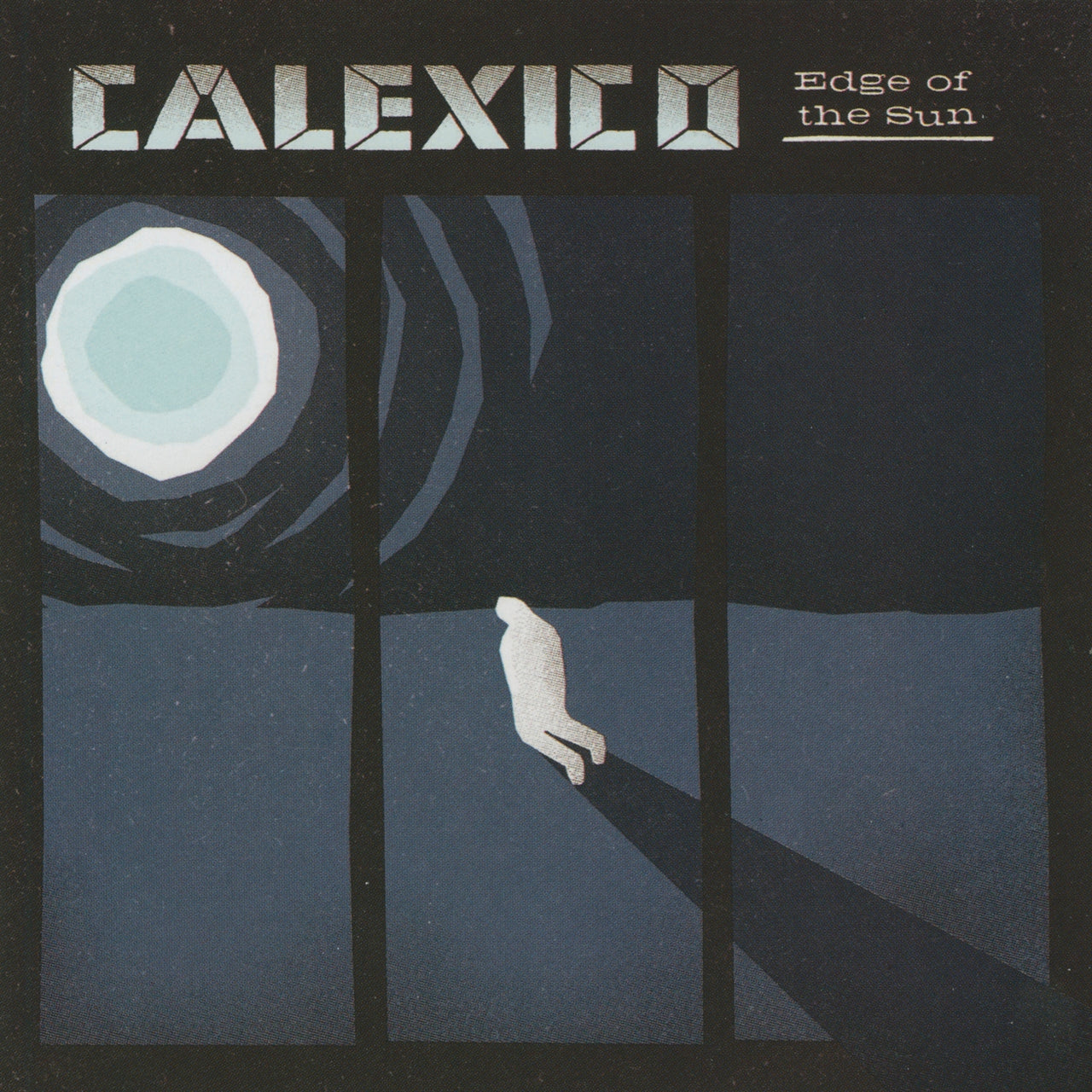 Calexico : Edge Of The Sun  CD