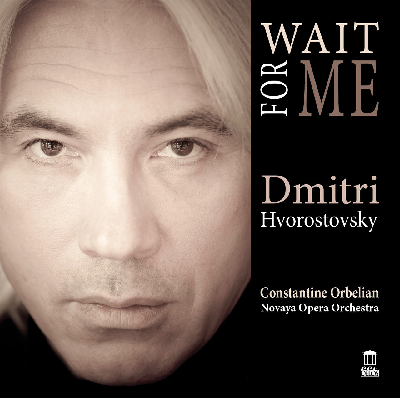 Hvorostovsky, Dmitri : Wait For Me  CD