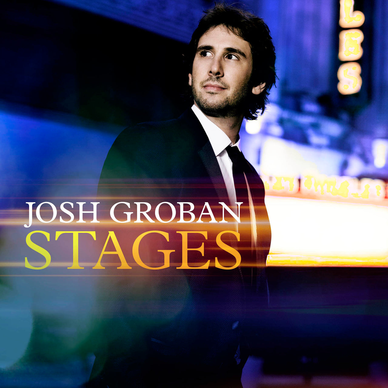 Groban, Josh : Stages  CD