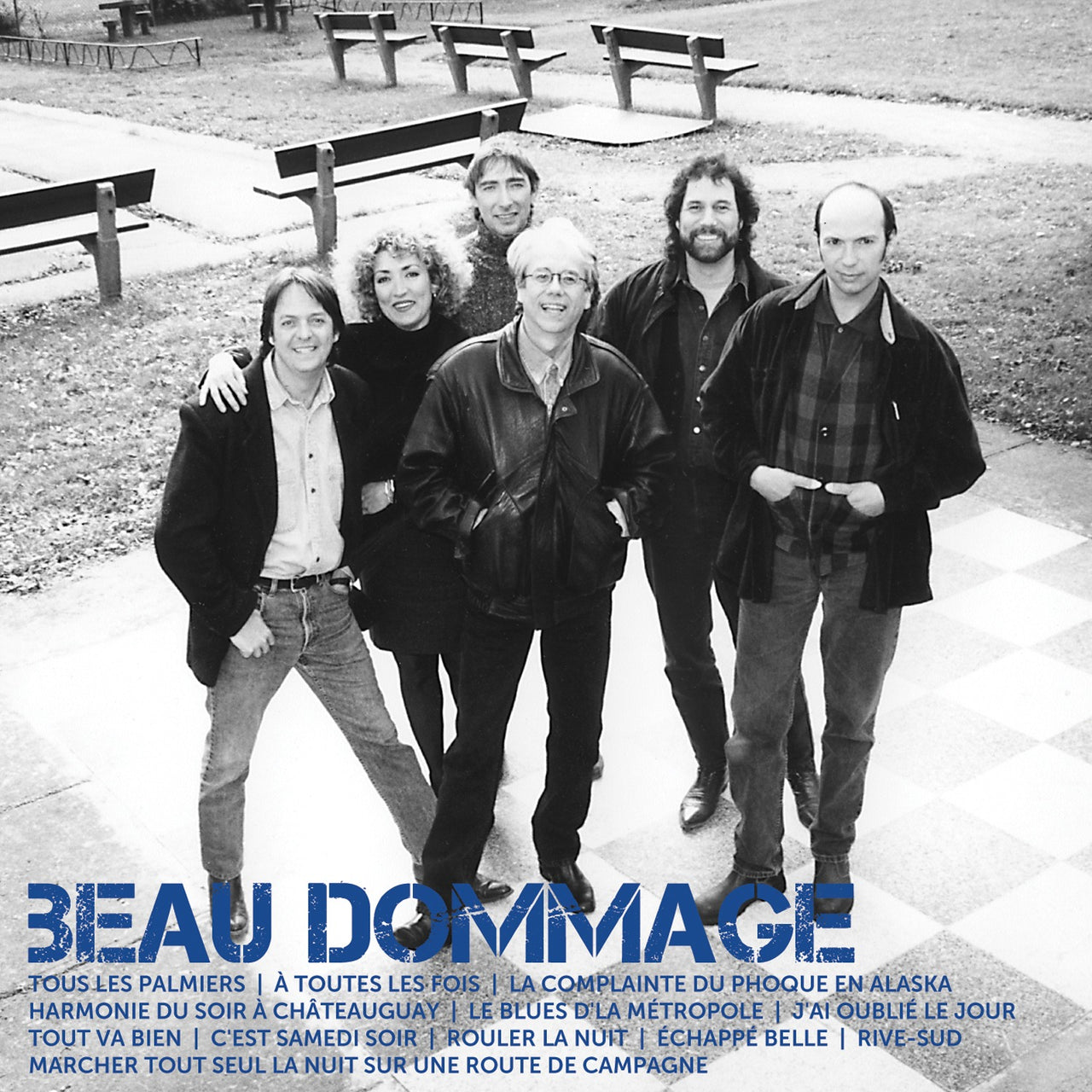 Beau Dommage : Icon  CD