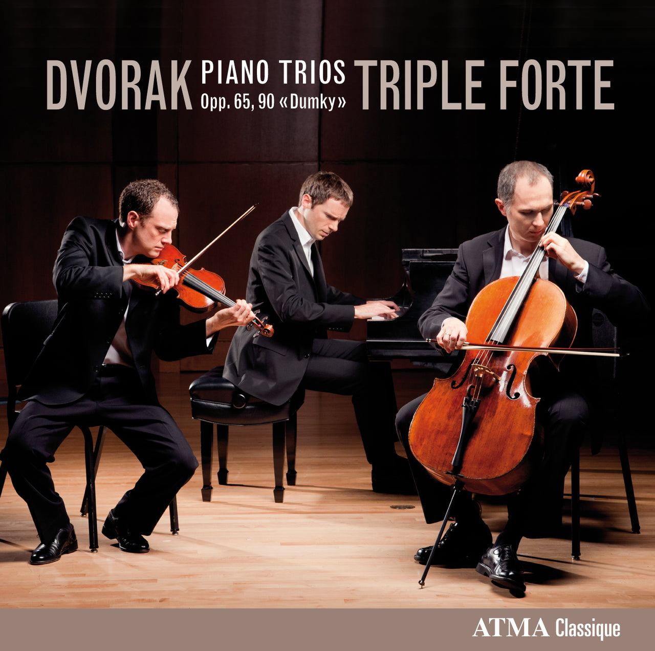 Dvorak, Antonin : Piano Trios, Opp. 65 & 90  CD