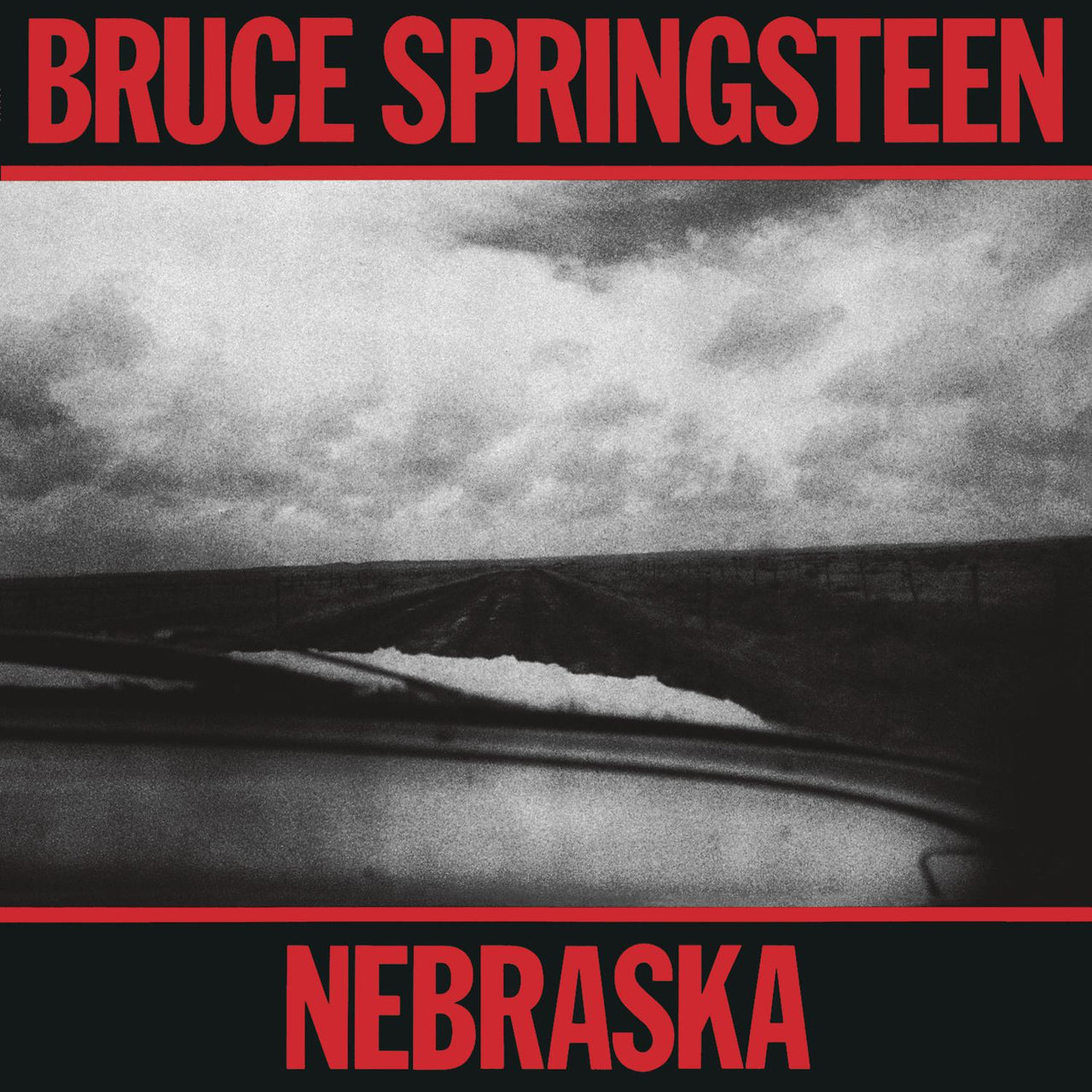 Springsteen, Bruce : Nebraska  LP