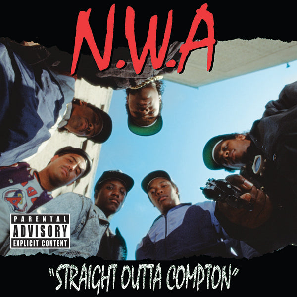 N.W.A. : Straight Outta Compton  CD
