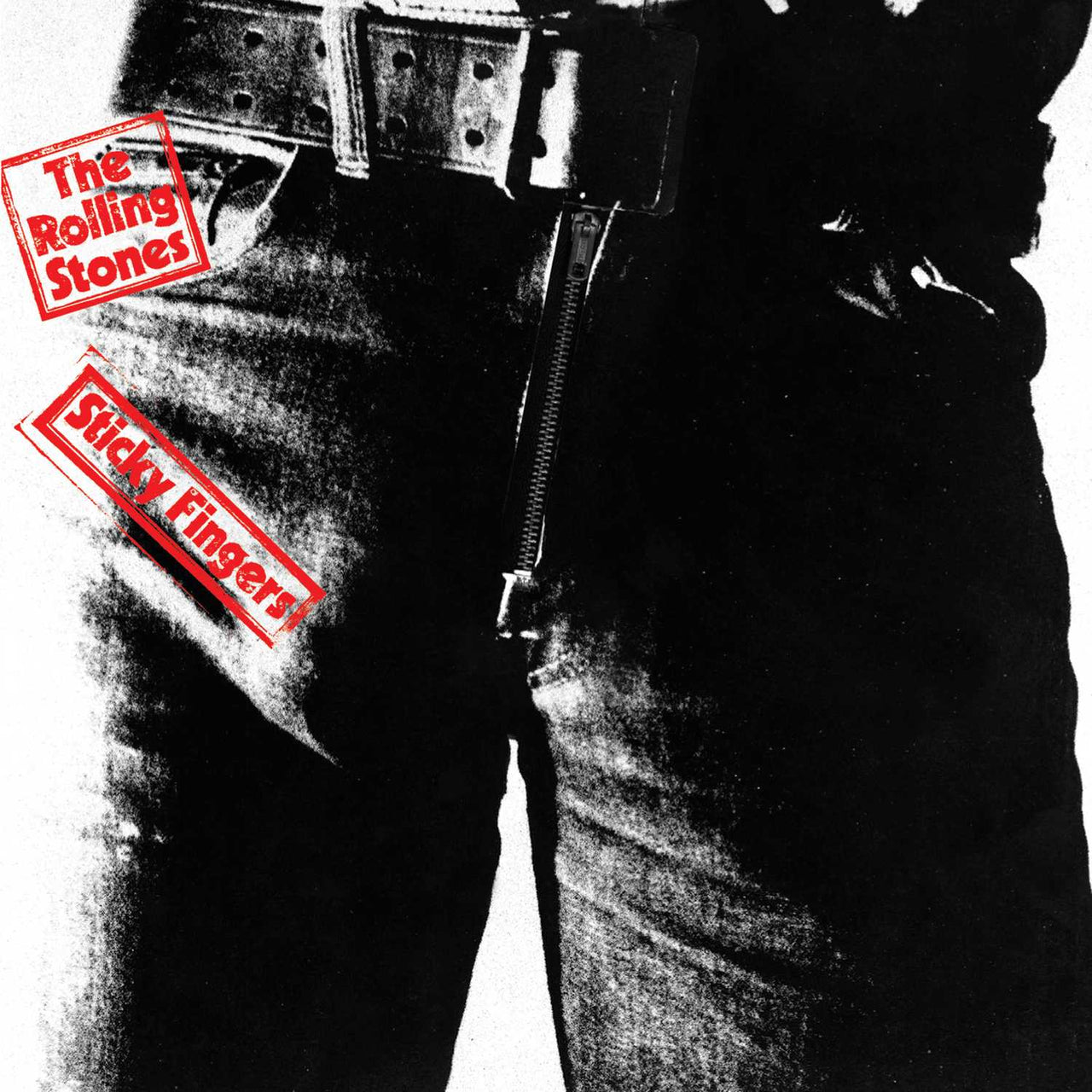 Rolling Stones (The) : Sticky Fingers  LP