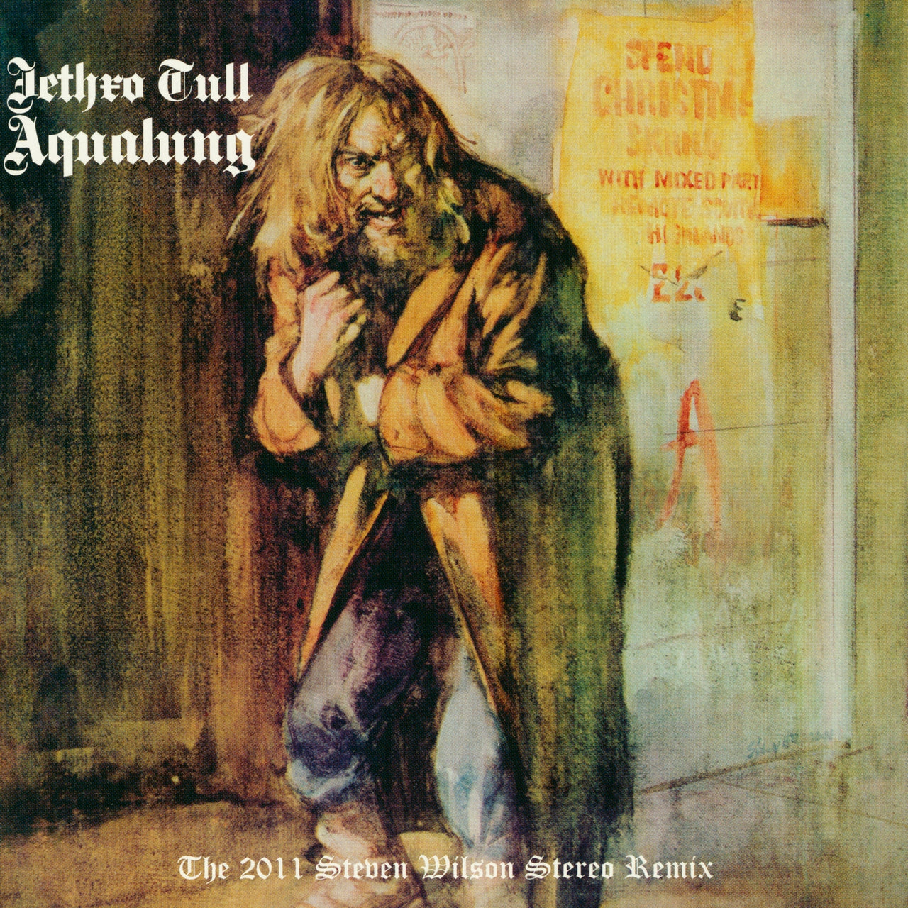 Jethro Tull : Aqualung  CD