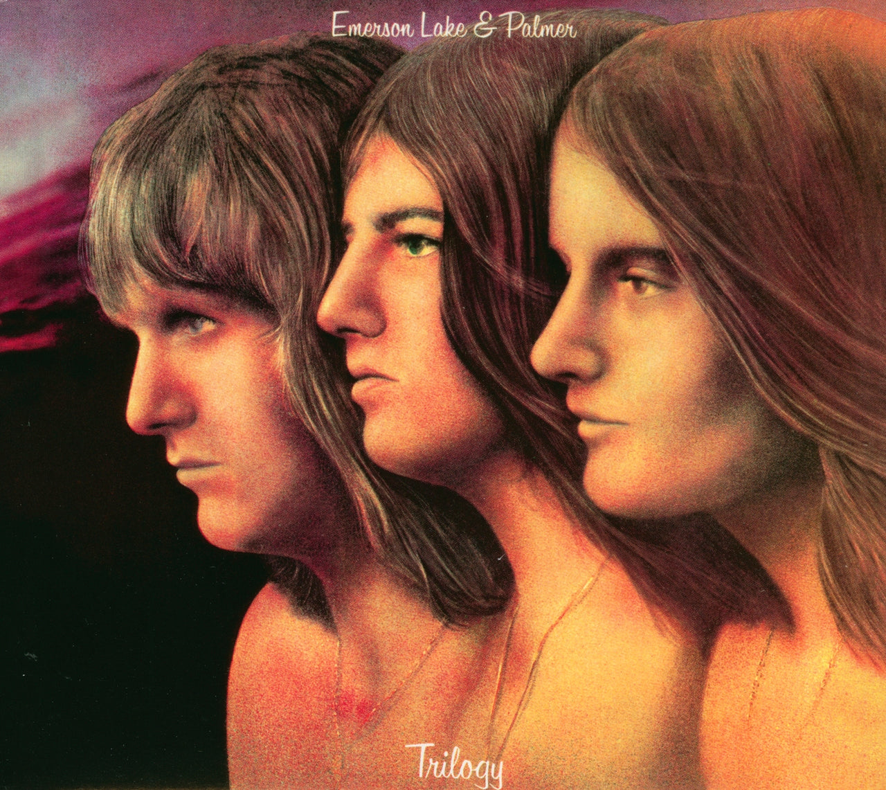 Emerson, Lake & Palmer : Trilogy  CD