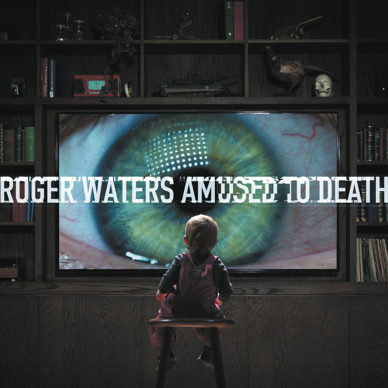 Waters, Roger : Amused To Death  CD