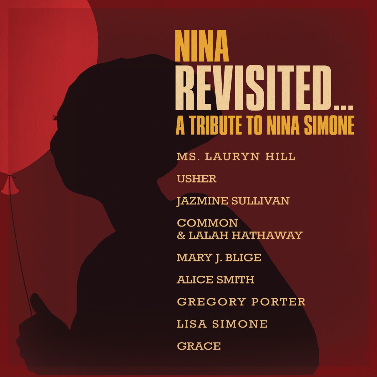 Simone, Nina : Nina Revisited... A Tribute To Nina