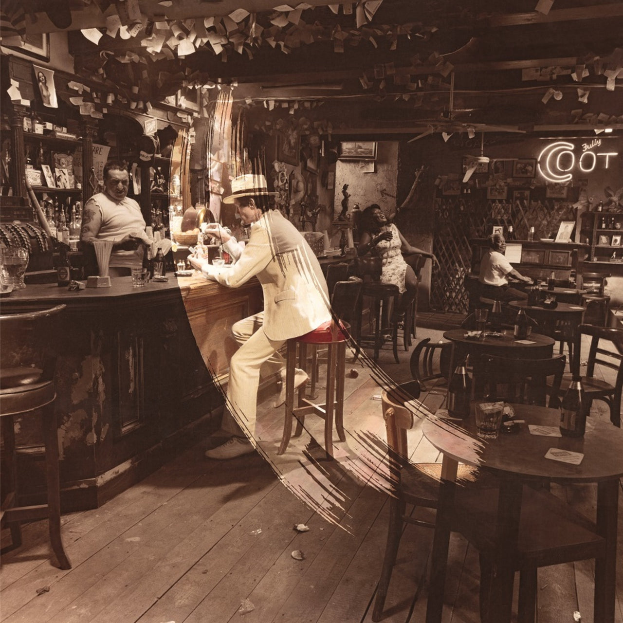 Led Zeppelin : In Through The Out Door  LP