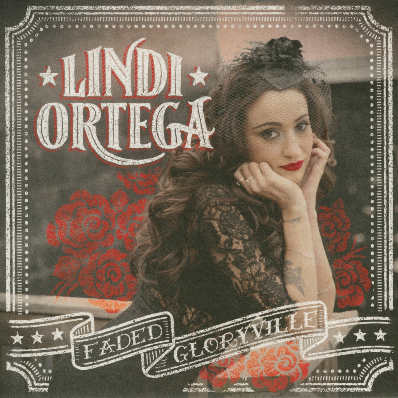 Ortega, Lindi : Faded Gloryville  LP