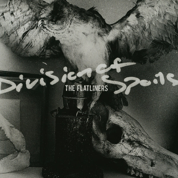 Flatliners (The) : Division Of Spoils  CD